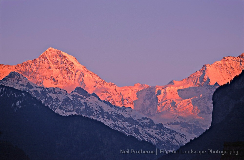 Alpengloh by Images Abound | Neil Protheroe