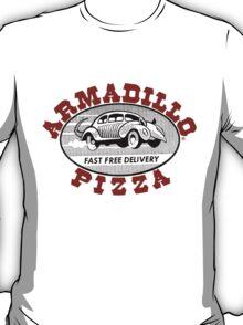 Armadillo Pizza T-Shirt