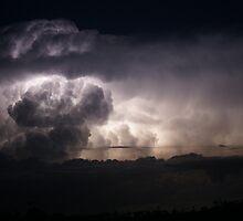 Otway Storm thursday night 9.2.2012 by trishringe