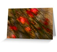 Views: 1426 *** Apple tree Abstract. by Andrzej Goszcz.   Greeting Card