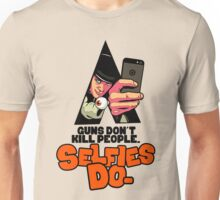 Clockwork Selfie Unisex T-Shirt