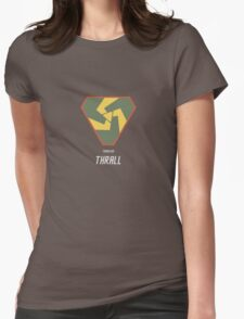 Triskelion Thrall Womens Fitted T-Shirt