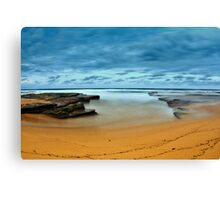 Stress Relief_Turimetta Beach Canvas Print