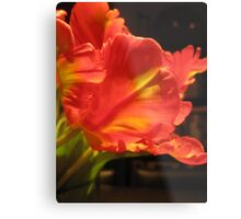 Vibrant Tulips 4 Metal Print