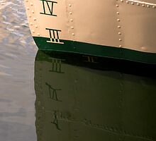 Plimsoll Marks Reflected.  by Billlee