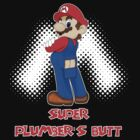 Super Plumber's Butt by WUVWA