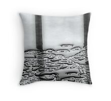 It Rained Throw Pillow