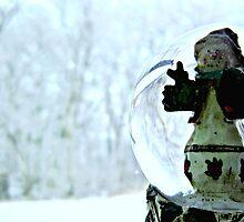 Snowman by 4fingersplusone