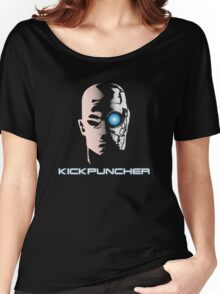Kickpucnher Women's Relaxed Fit T-Shirt