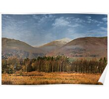 The Ochil Hills Poster