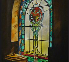 The Chapel Window by gwyntay