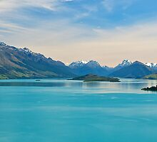 Lake Wakatipu by Images Abound | Neil Protheroe