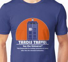 TARDIS Travel Agency Unisex T-Shirt