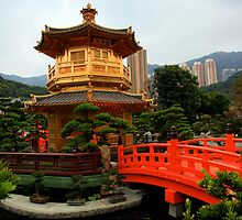 Nan Lian Garden by Cameron B