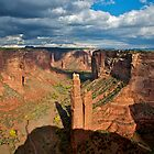 Storm Clouds over Spider Rock by Images Abound | Neil Protheroe
