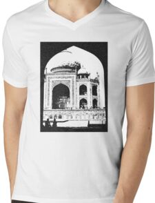 Archway view Mens V-Neck T-Shirt