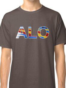 Fernando Alonso TV Tag Classic T-Shirt