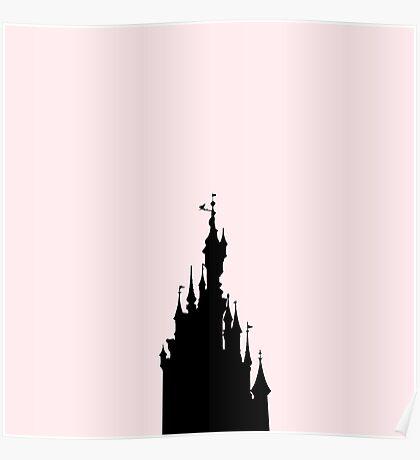 Le Château de la Belle au Bois Dormant Poster