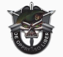 De Oppresso Baby Tee