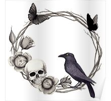 Spooky Nature Poster