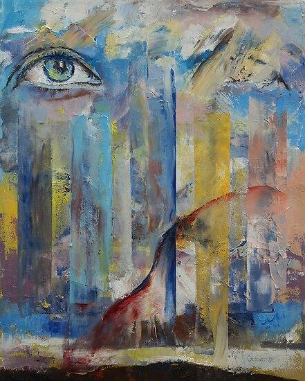 Prophet by Michael Creese