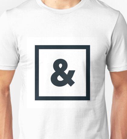 "Alphabet ""&"" Unisex T-Shirt"