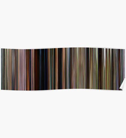 Moviebarcode: The Edukators / Die fetten Jahre sind vorbei (2004) Poster