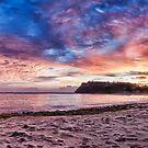 Long Reef dawn light by Jason Ruth