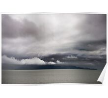 Storm over Magnetic Island Poster