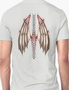 Spine wings T-Shirt
