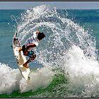 Surfer 4 by John Van-Den-Broeke