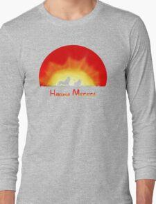 Hakuna Matata Long Sleeve T-Shirt