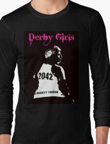 Derby Girls Long Sleeve T-Shirt