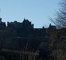 Edinburgh Castle by Dawn (Paris) Gillies