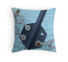 Shackled Throw Pillow
