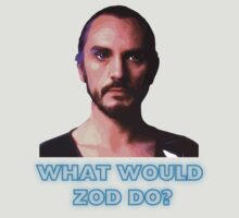 What Would Zod Do? by Buleste
