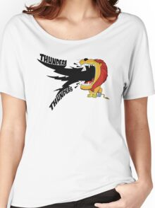 Thundera Thunders Women's Relaxed Fit T-Shirt