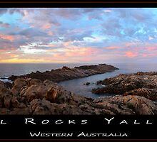 Sunset at Canal Rocks by jodik75