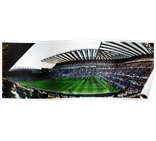 St James' Park, Newcastle United Panoramic Poster