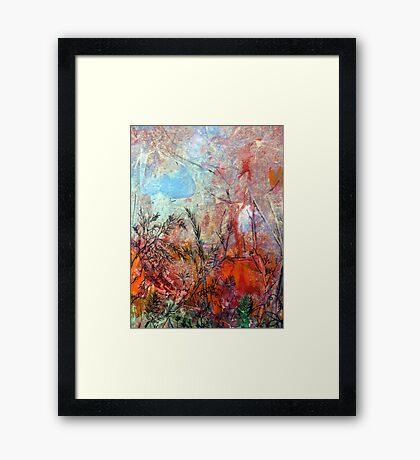Collage - 2 Framed Print