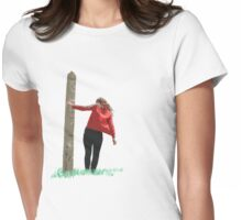 Little red sapa Womens Fitted T-Shirt