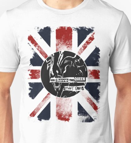 God Save the Alien Queen Unisex T-Shirt