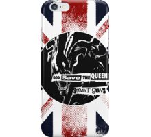 God Save the Alien Queen iPhone Case/Skin