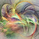 I`ve made up my mind by Fractal artist Sipo Liimatainen
