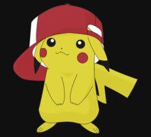 pikachu by selasaini
