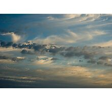Clouds 1 Photographic Print
