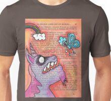 Butterfly Vs Unicorn Unisex T-Shirt