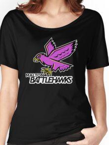 Battlehawks Women's Relaxed Fit T-Shirt