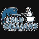 Cold Cellians by OrangeRakoon