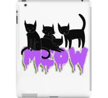 Chillin Kitties iPad Case/Skin